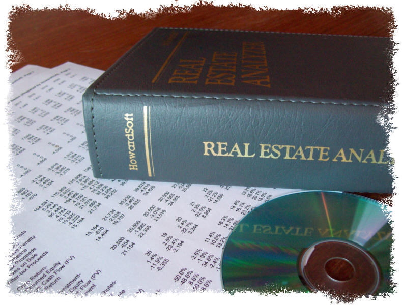 Real estate investment analysis software