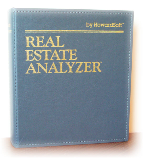 Click Here for Tour of Real Estate Analyzer